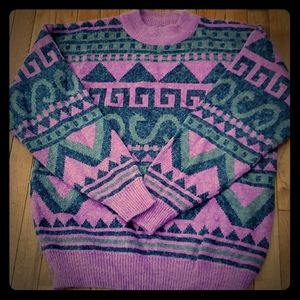 Weekend gear sweater